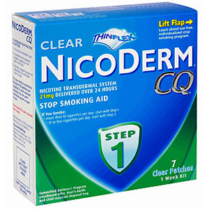 7 off nicorette products