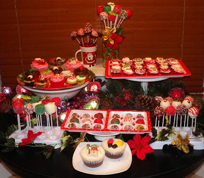 Welcome To Christmas Dessert Feast Package