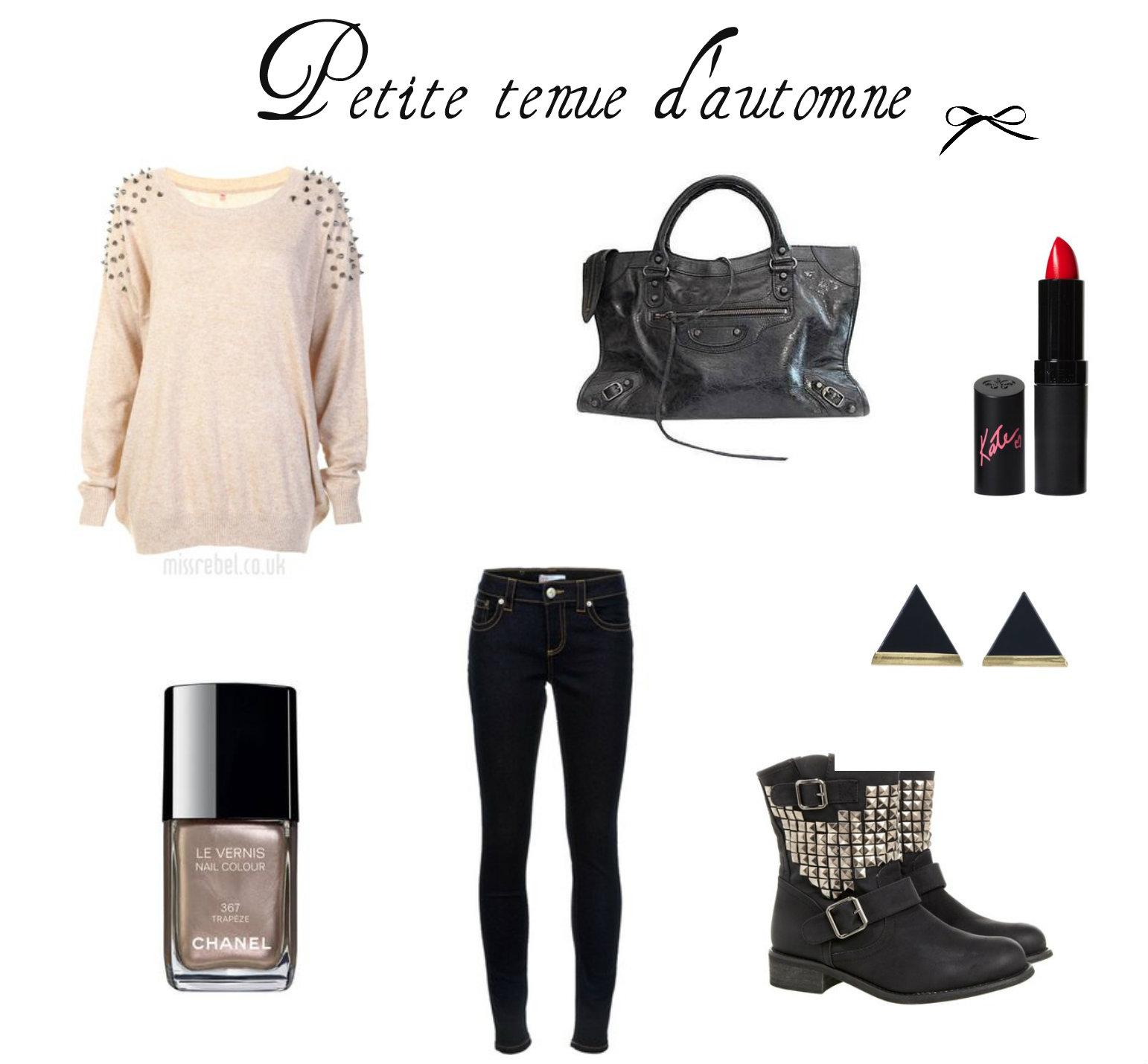 Le blog de lice blog paris mode beaut lifestyle automne te voil - Tenue d automne ...