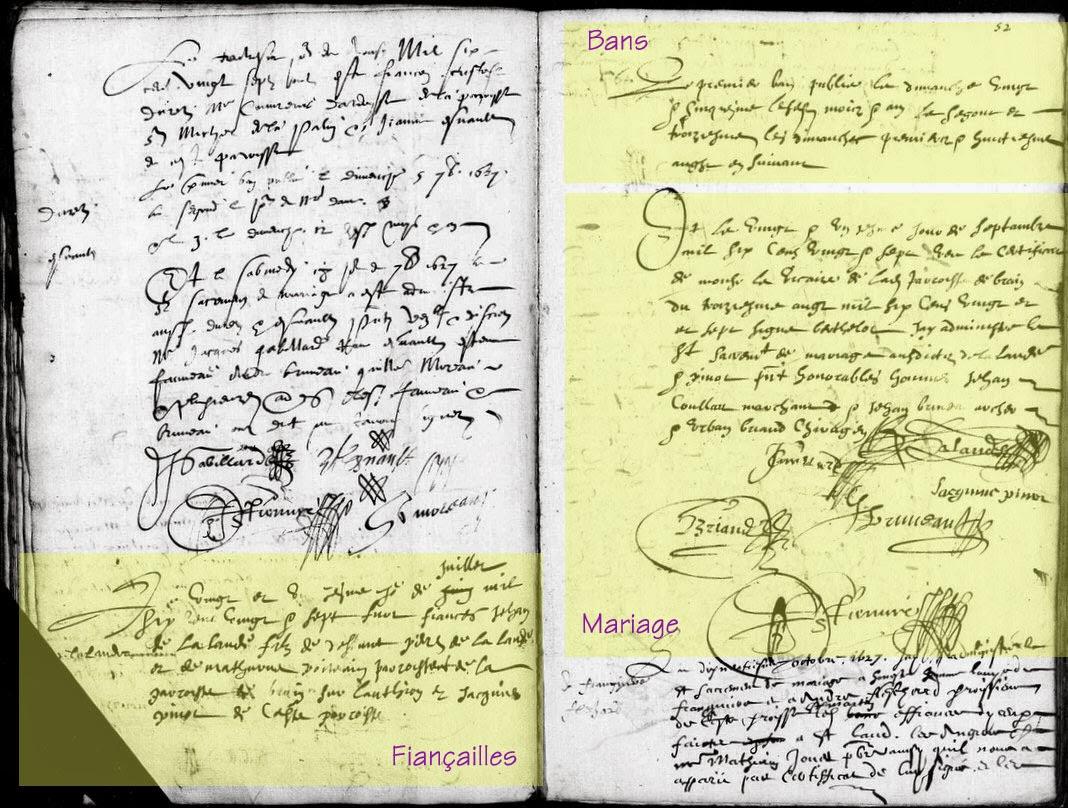 Murmures d 39 anc tres marions nous pisode n 3 - Publication banc mariage ...