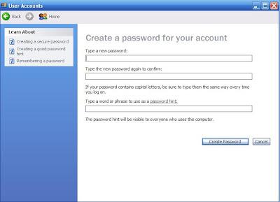 Cara Mudah Membuat Password Untuk Folder Pribadi, AmatooKomputer 4