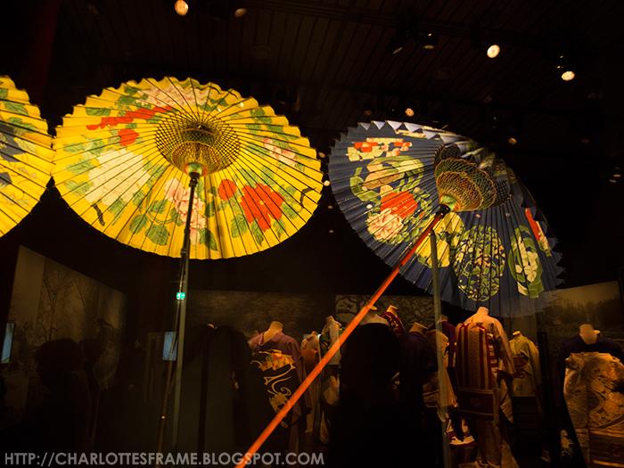 bamboe paraplu, bamboo umbrella, umbrella geisha, geisha paraplu