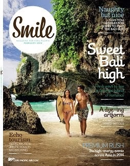 As Seen on CEB Smile Magazine