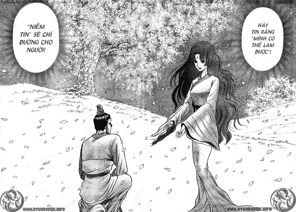 Chú Bé Rồng - Ryuuroden chap 201 - Trang 10