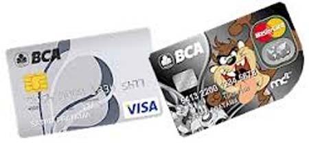 Solusi Kartu Kredit BCA Card Hilang Visa MasterCard