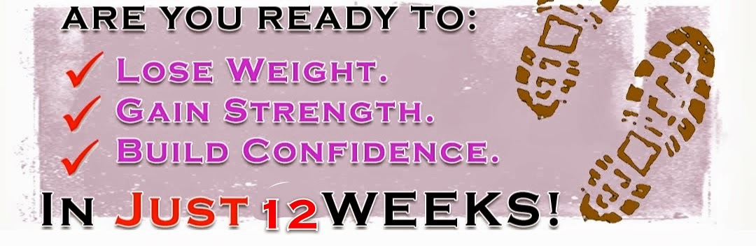 LOSE WEIGHT. GAIN STRENGTH. BUILD CONFIDENCE!