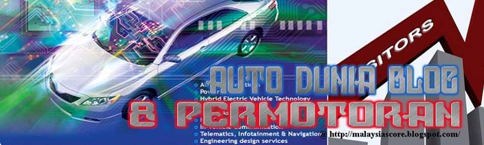 AUTO DUNIA BLOG &amp;  PERMOTORAN