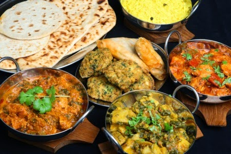 Essay on north indian food