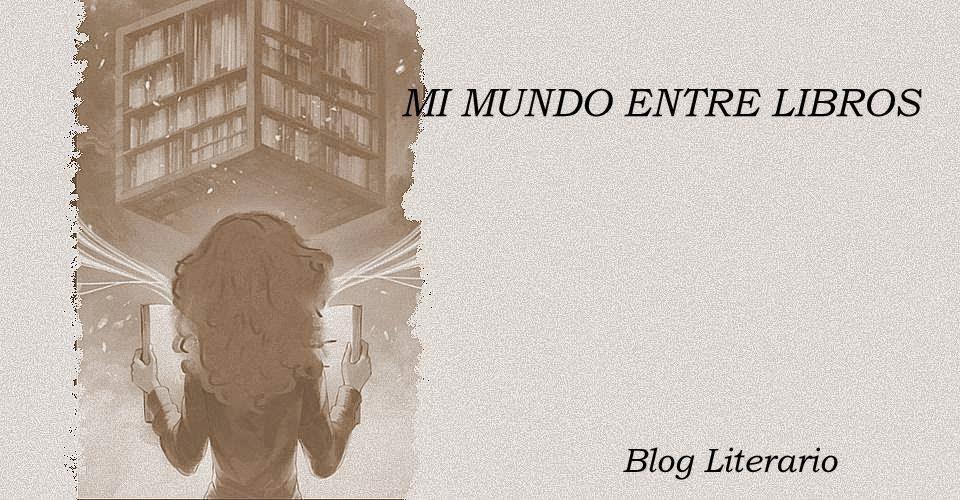 Mi mundo entre libros