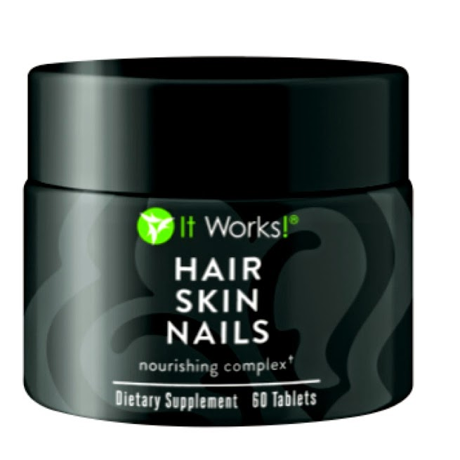 It Works! Tia Nichole: Hair, skin, nails