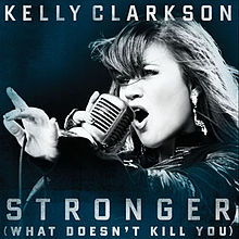 Kelly Clarkson Strongers Billboard!