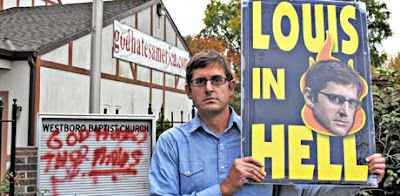 Louis Theroux is back on our screens 3/4/11