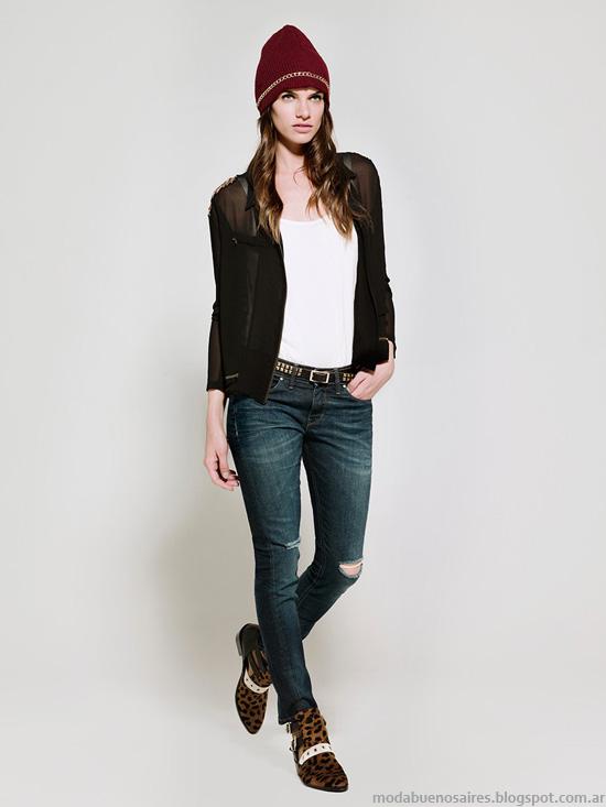 Moda invierno 2014 Kosiuko moda.