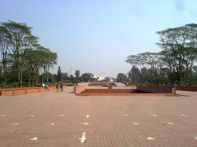 Public Road to Reach Monument.