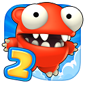 Mega Jump 2 App iTunes App Icon Logo By Get Set Games - FreeApps.ws