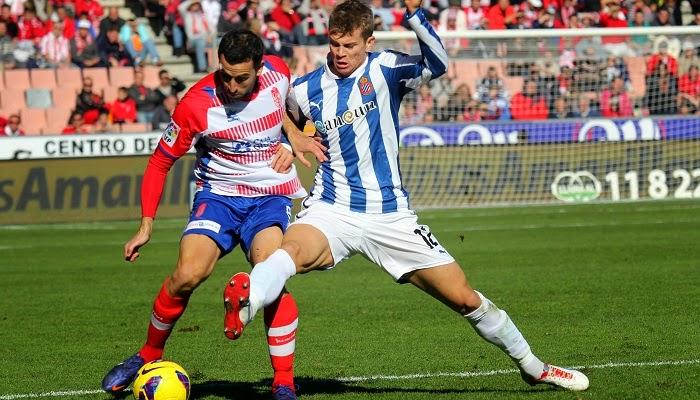 Granada vs Espanyol en vivo