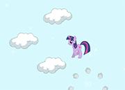 juegos de mi pequeno pony jumping
