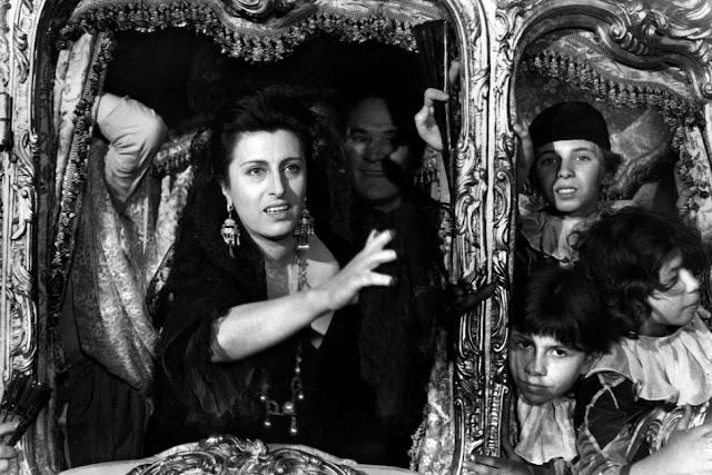 «Самая красивая», режиссёр Лукино Висконти