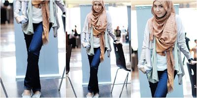 Hijab Modern dan Trendy untuk Kuliah