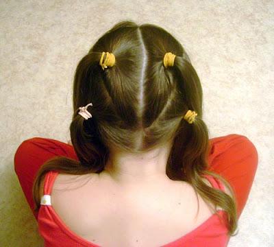 a13 تسريحات شعر بنات صغار روعة بالصور