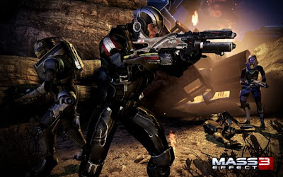 Mass Effect 3 (2012) Full PC Game Mediafire Resumable Download Links
