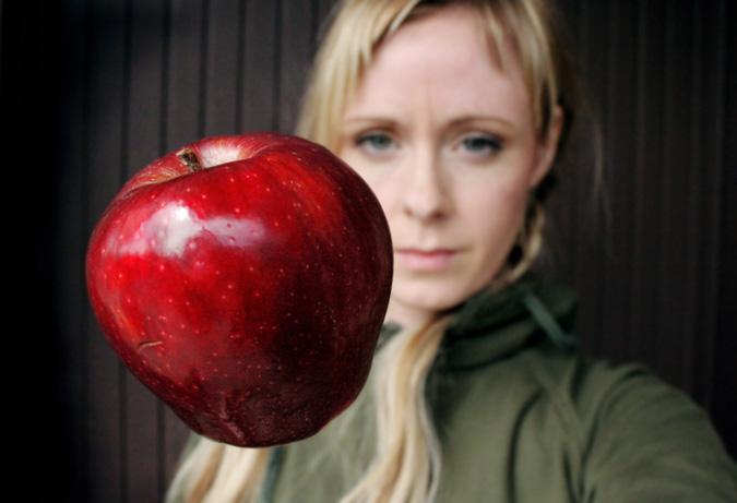 Rebekka Guðleifsdóttir. Selfportrait. Photography