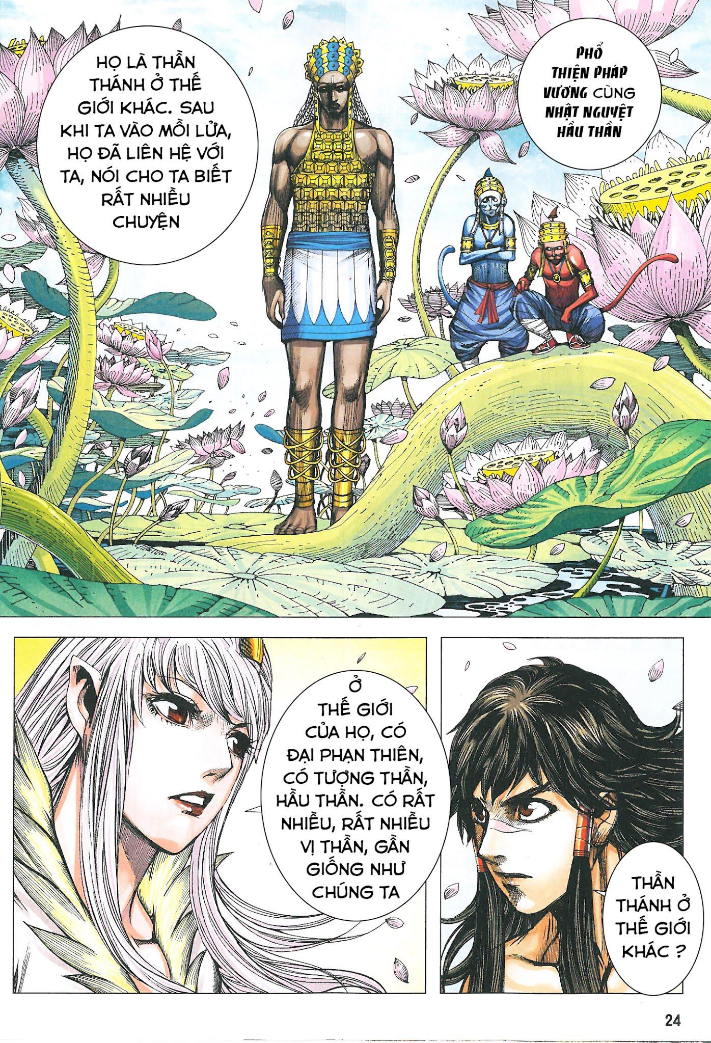 Tây Du chap 181 - Trang 22