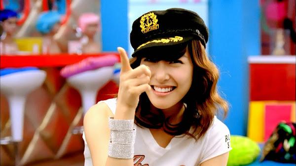 SNSD Gee Tiffany