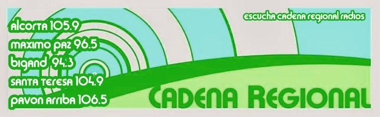 CADENA REGIONAL 105.9