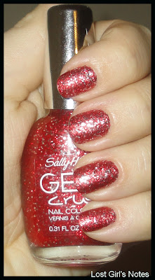 sally hansen crushed gems collection Cha-Ching!