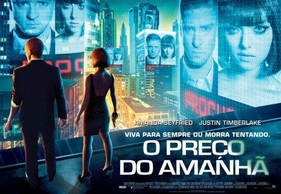 Filme Supercine - O Preço do Amanhã - sábado 25-04-2015