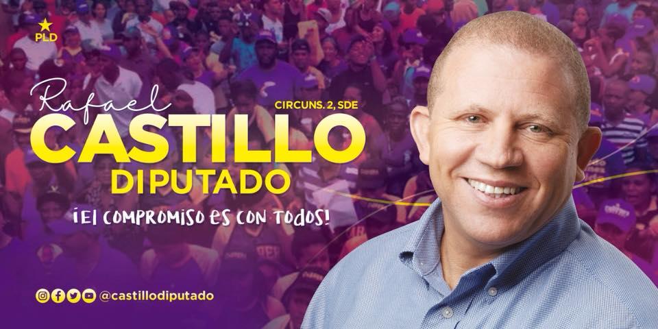 Rafael Castillo diputado