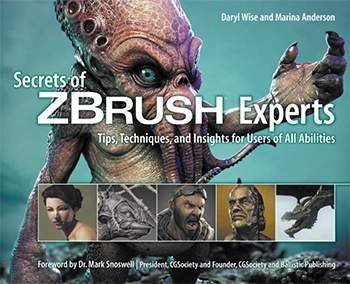 Secret Of Zbrush Experts Ebook Download