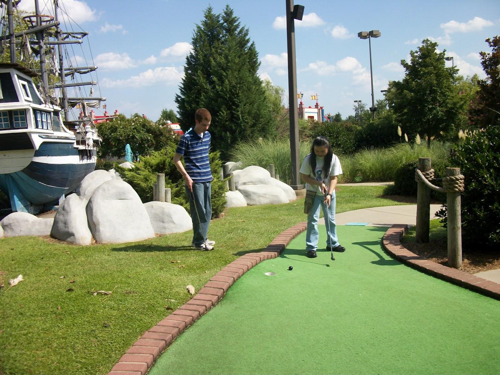 Golf Greenville Sc >> Neko Random: My Favorite Memories: My 23rd Birthday