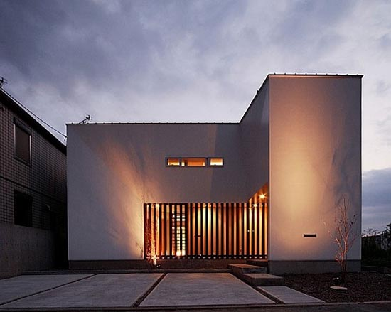 Home and design inspiration modern japanese house design - Modern japanese house ...