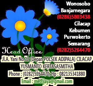 Toko Bunga Cilacap Metrijayaflorist Banjarnegara Wonosobo, Kebumen, Purwokerto Florist
