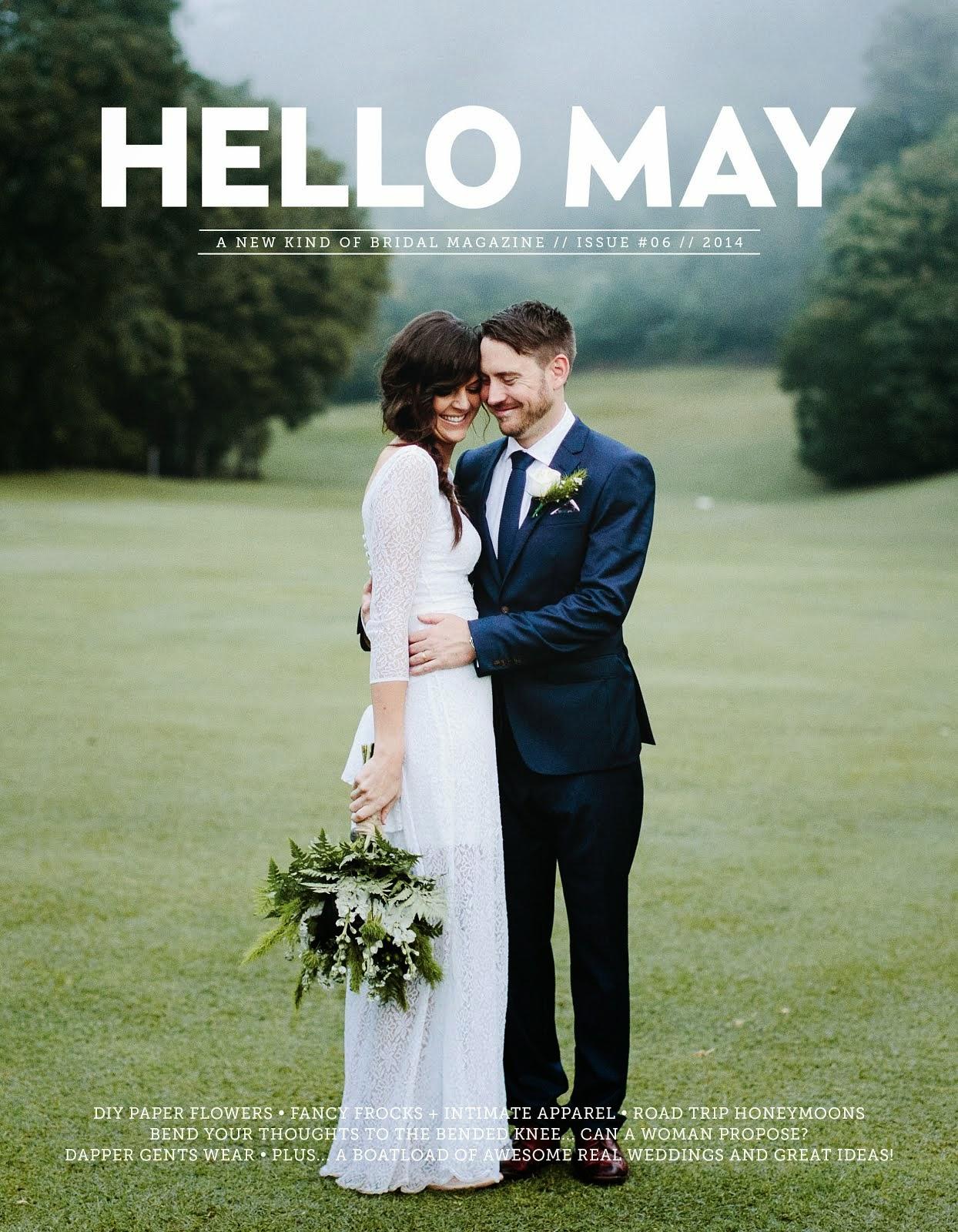 Hello May Magazine