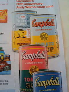 andy warhol campbell's soup