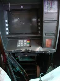 Mesin ATM Di Pecah, RM126,000 Dilarikan