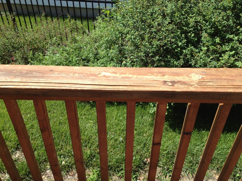 Handy in KS: Behr Deckover Review
