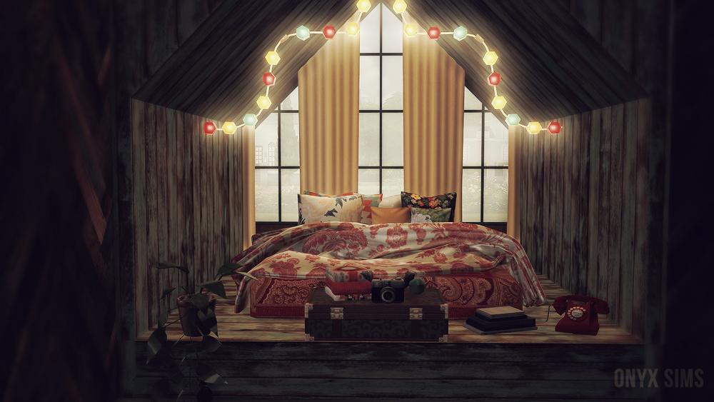 Bedroom Accessories Boho