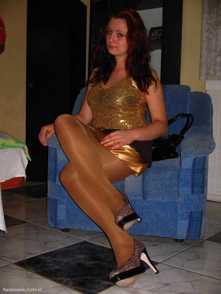 Pantyhose nylons porn