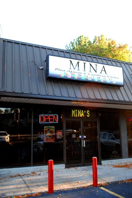 Dunaire neighbors dunaire dines out at mina 39 s west for Mina s kitchen