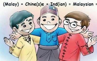 Ibnu Rusydi Kenapa Iklan Perpaduan Hanya Papar Melayu Cina India
