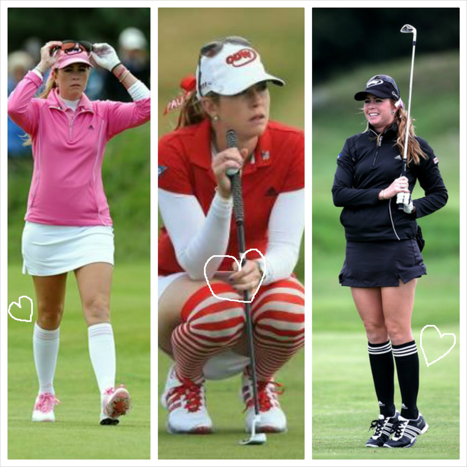 Sexy Womens Golf Clothes 113