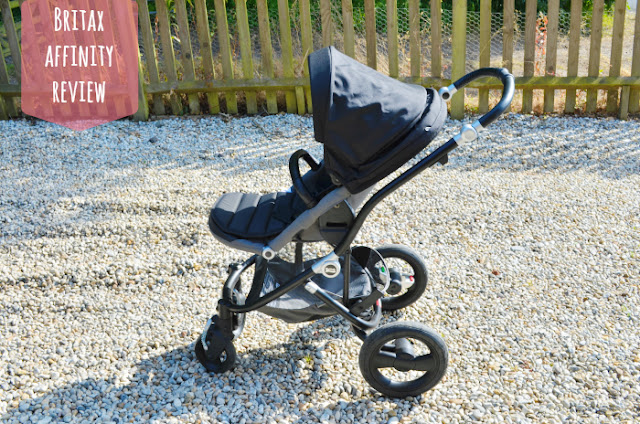 Britax Affinity Review