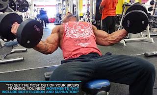 get big arm