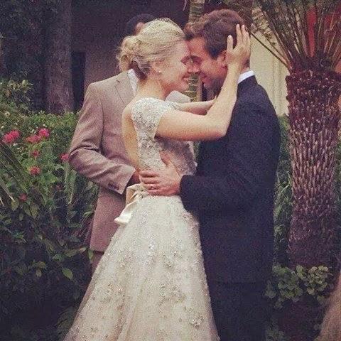 Leah davis wedding