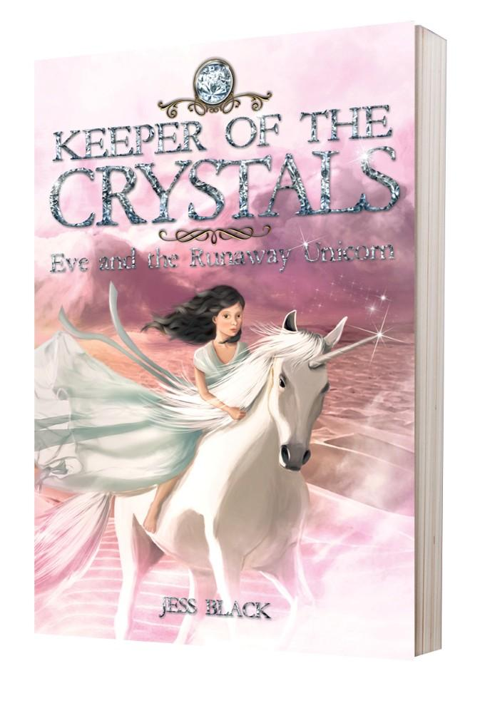 Keeper Of The Crystals Eve And Runaway Unicorn