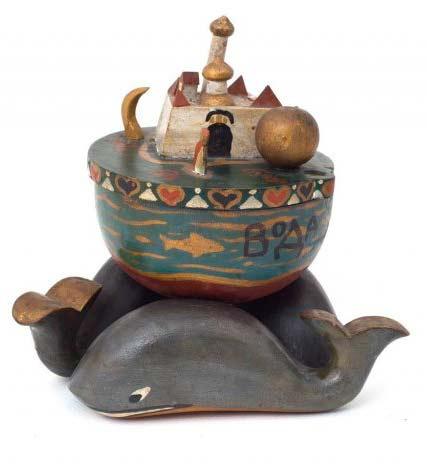 Готовится издание альбома о Сергиево-Посадском музее игрушки